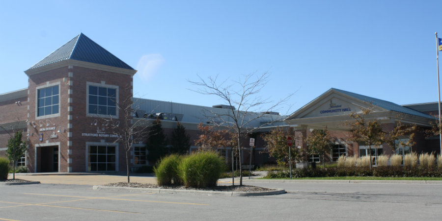 Stratford Recreation Complex